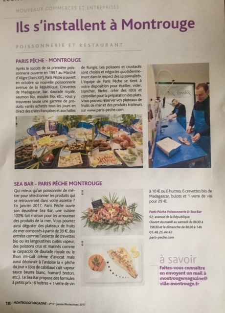 Montrouge Magazine 1er trimestre 2017